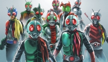 Showa Riders - Ichigo a ZX